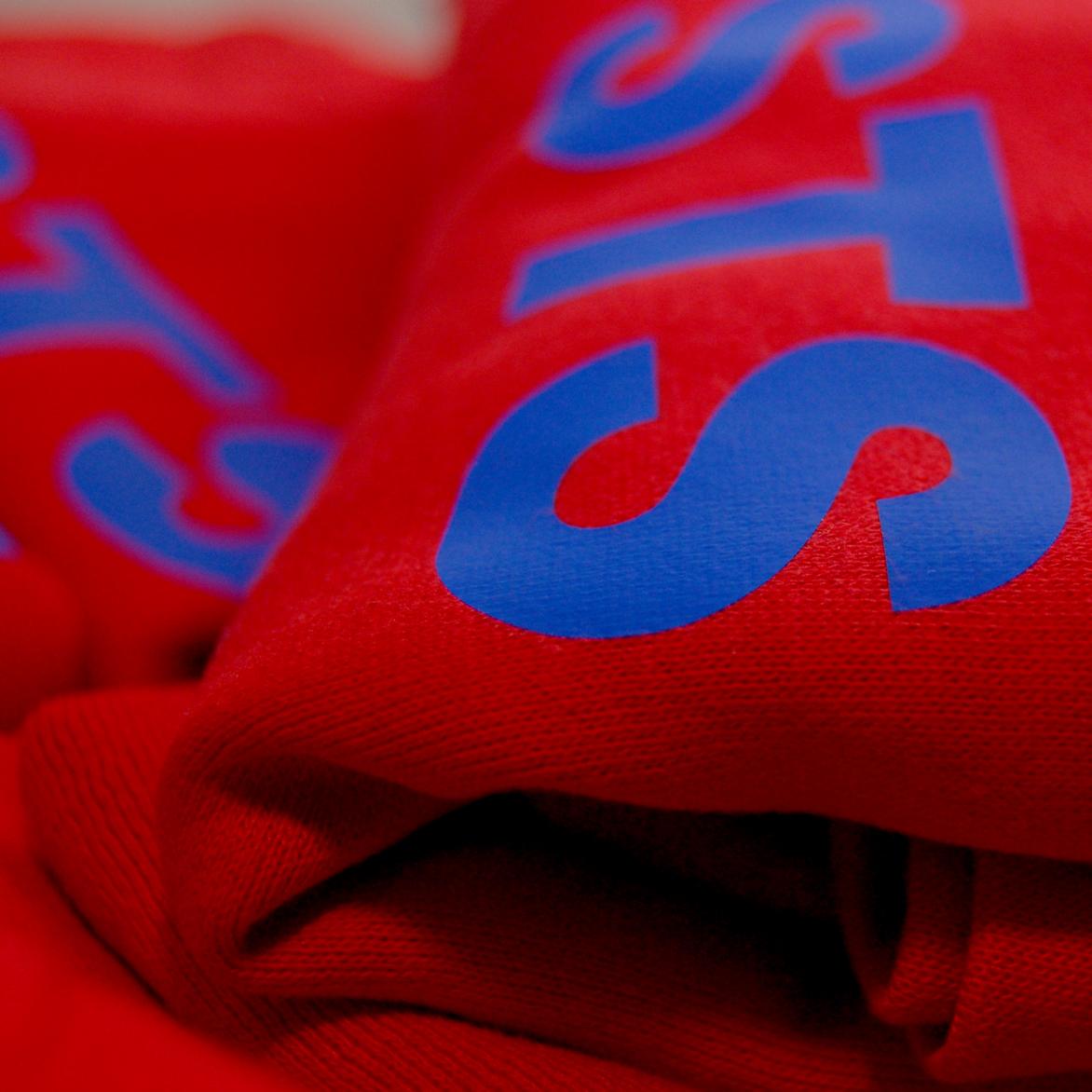 Nadruk na bluzach (folia flex)